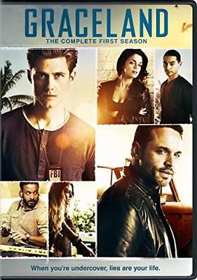 Graceland: complete Season 1 series first one dvd new sealed + FREE TRACKING