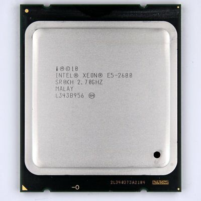 Intel Xeon E5 2680 2.7GHz CPU SR0KH