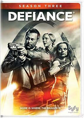 Defiance: complete Season 3 series third Three dvd new sealed + FREE TRACKING