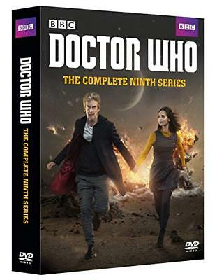 Doctor Who: Complete season 9 Series ninth nine dvd new sealed + FREE TRACKING