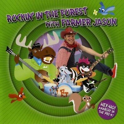 Farmer Jason - Rockin In The Forest With Farmer Jason (Mod) New Cd
