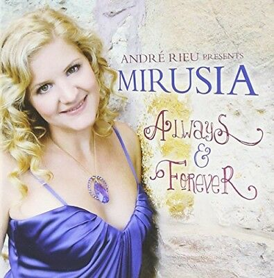 Andre Rieu, Mirusia - Andre Rieu Presents Mirusia: Always & Forever * New Cd