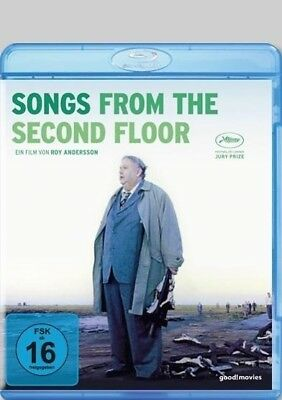 Songs from the Second Floor Roy Andersson Blu-ray Disc Deutsch 2000