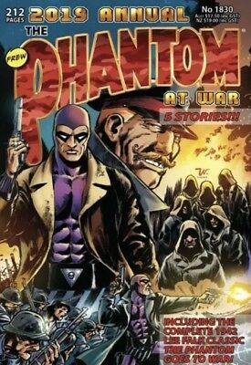 THE PHANTOM Comics Annual Special 2019 - Issue 1830 - 212 Pages 5 Stories