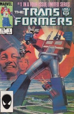 Marvel Transformers #1-80 Complete Digital Comics Collection On Dvd