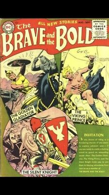 The Brave & The Bold #1-200 Complete Digital Collection On Dvd