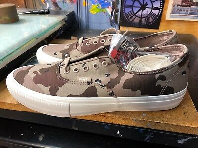 vans authentic desert
