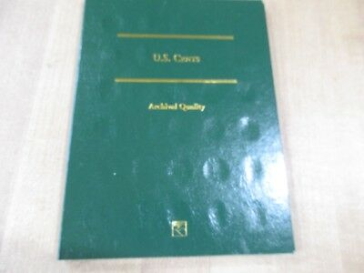 LCFC U S Cents Archival Quality Coin Holder Book Made in USA