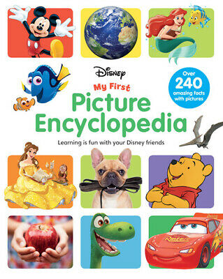 My first picture encyclopedia by Parragon Books Ltd (Hardback)