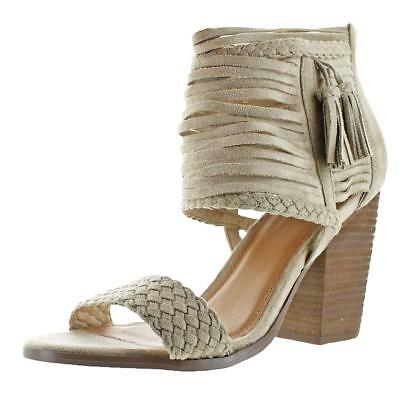aa22d0e5a61e NOT RATED WOMENS Genevieve Tan Gladiator Sandals Shoes 10 Medium (B ...