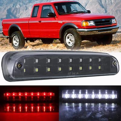 Clear LED Rear Third 3rd Tail Brake Light For 99-16 Ford F-250 F-350 Super Duty