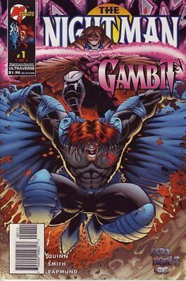 Night Man/Gambit (1995 Ltd) # 1 Near Mint (NM) Marvel Comics MODERN AGE