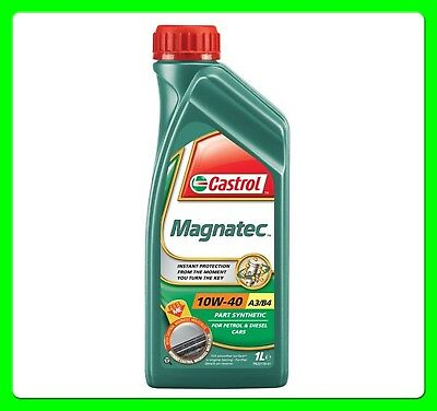 Castrol Magnatec 10W 40 Semi Synthetic Engine Oil [151B1E] 1 Litre