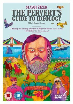 The Perverts Guide To Ideology Dvd [Uk] New Dvd