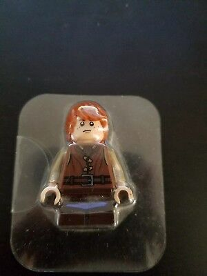 The Hobbit MiniFigure Vest LEGO Lord of the Rings Bain Son of Bard