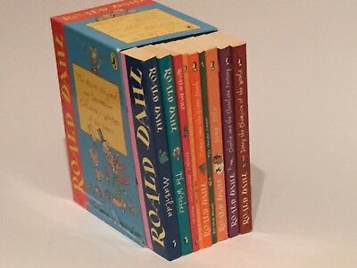 Roald Dahl 9 Book Box Set