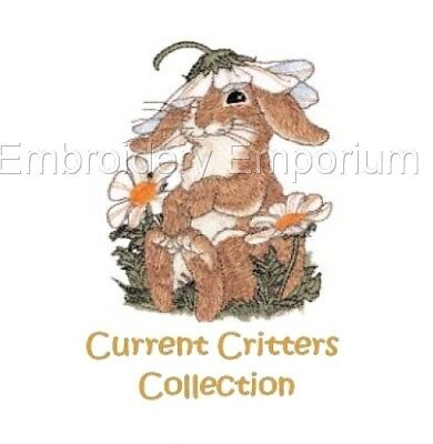 Current Critters Collection - Machine Embroidery Designs On Cd Or Usb