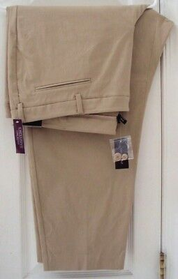 f38e9686d5ef7 LANE BRYANT ~ NWT! Plus 14 28 ~Stretch Cotton BOYFRIEND CHINO ...
