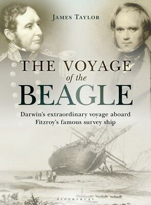 The voyage of the Beagle: Darwin's extraordinary adventure in Fitzroy's famous