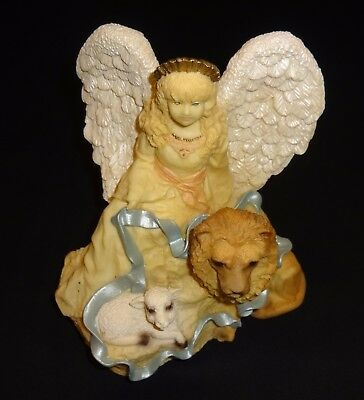 Angels Collection Angel Lamb Critters By United Design Corp