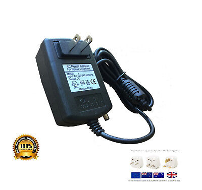 AC Adapter - Power Supply for True Fitness ES900 Upright Bike