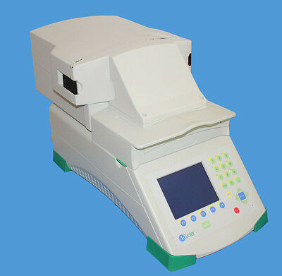 BIO-RAD iCycler THERMAL CYCLER 582BR 96-Well block With Optical Module