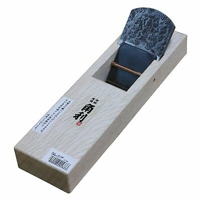 KAKURI SANGYO Carpentry Plane Kanna Wood Block Double Edge Blade 60mm B00C9SF30S