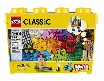 LEGO Classic_Large Creative Brick Box 10698 _790pcs_New Sealed Set