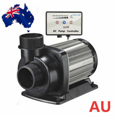 AU Jecod Jebao DCT-4000 Marine Controllable Water Pump Submersible Pond Aquarium