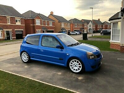Renault Clio 182 Cup MKII Clio