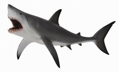 GREAT WHITE SHARK Model by CollectA 88729 BNWT
