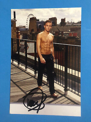 Tom Daley Diver Signed London 2012 Photograph Sports Memorabilia