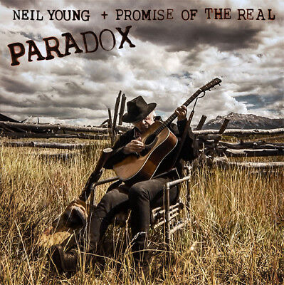 Neil Young and Promise of the Real : Paradox: Original Music from the Film CD