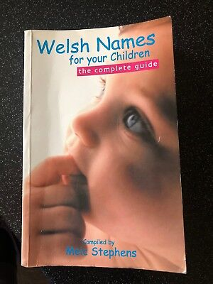 Welsh Baby Name Book