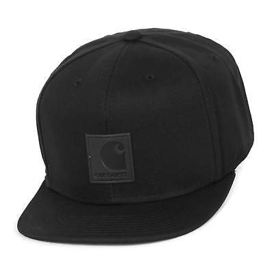 free delivery official best deals on CARHARTT WIP MATCH Cap, Black, M - £38.75 | PicClick UK