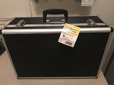 System Pro Armored Case Rolling Briefcase Brand New Equipment Holder Heavy Duty