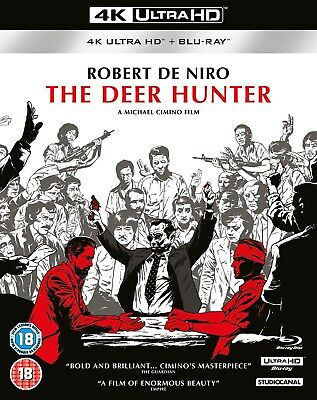 The Deer Hunter (4K Ultra HD + Blu-ray (Boxset)) [Blu-ray]
