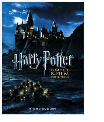 Harry Potter: The Complete Collection Anni 1-7, DVD Nuovi