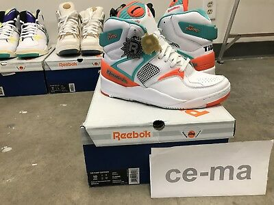 M44774 Reebok 25th Anniversary The Pump Certified X Titolo 80s Limited New  US 10 f1ae3a443253
