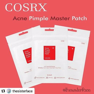 COSRX Acne Pimple Master Patch Selection 24 Patches - New - UK Dispatch