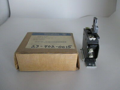 Westinghouse AA1P Thermal Overload Relay new