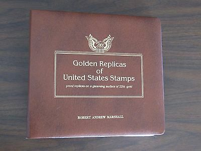 22KT Gold Replica FDC First Day Cover Stamp - pick your issue
