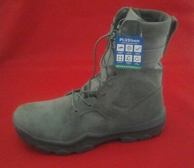 9e22f172341 UNDER ARMOUR FNP Zip Tactical Men's Size 10 Boots Sage Green 1296240 ...