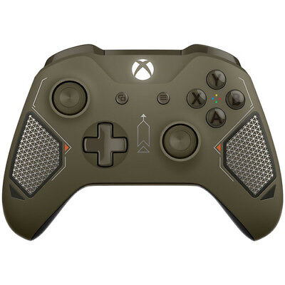 Microsoft WL3-00089 Xbox One/PC Wireless Controller Combat Tech Special Edition