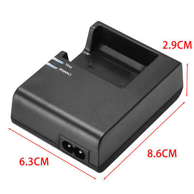 For Canon EOS 1100D 1200D Kiss X50 Rebel T3 LC-E10C Battery Charger Adapter New