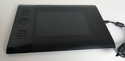 WACOM INTUOS 4 Small Graphics Pen Tablet (PTK-440) - Tested & Works