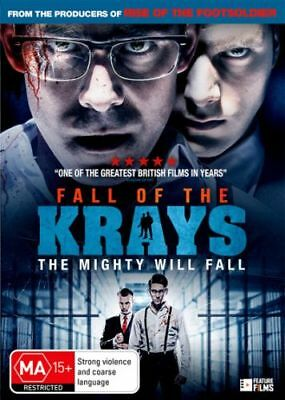 Fall Of The Krays (2016) [New Dvd]