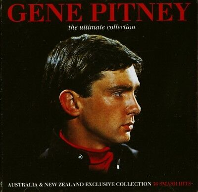 Gene Pitney (2 Cd) The Ultimate Collection ~ Greatest Hits / Best Of *New*