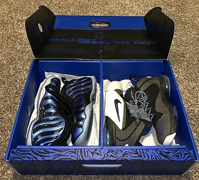 lowest price 0746f f17ac Rare Deadstock Nike Air Foamposite Sharpie Penny Pack Qs Sz 8.5