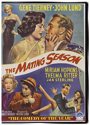 The Mating Season 1951 DVD - Thelma Ritter John Lund Gene Tierney
